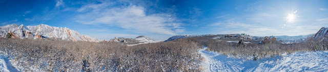 Roxborough State Park, Fountain Valley Overlook