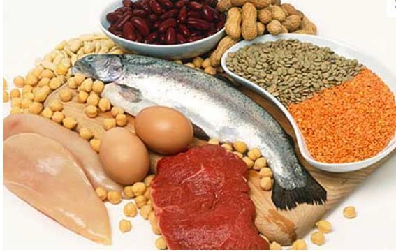 включите в свой рацион пищу богатую ценными нутриентами