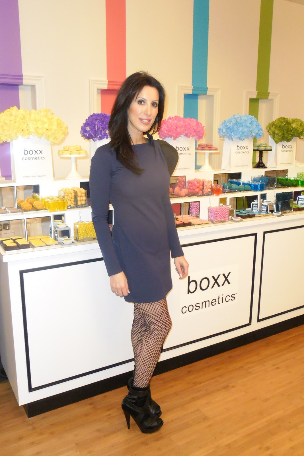 The Hip & Urban Girl's Guide: Boxx Cosmetics Launch Party