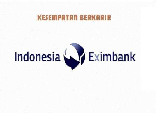 LOKER INDONESIA EXIMBANK, KARIR BUMN 2016