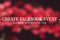 How to Create An Event on Facebook | Create New Facebook Event