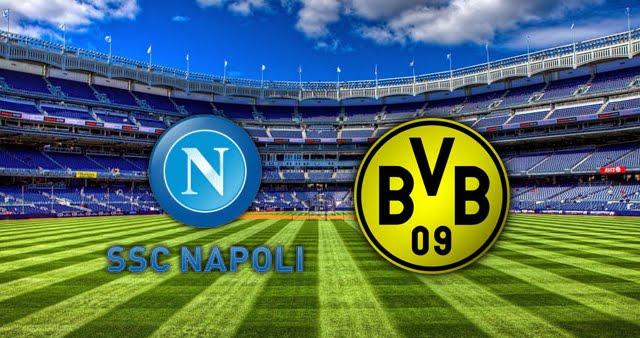 NAPOLI Borussia Dortmund Streaming Gratis Rojadirecta