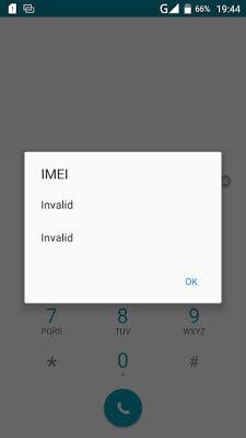 hp android yang memiliki kesalahan invalid imei