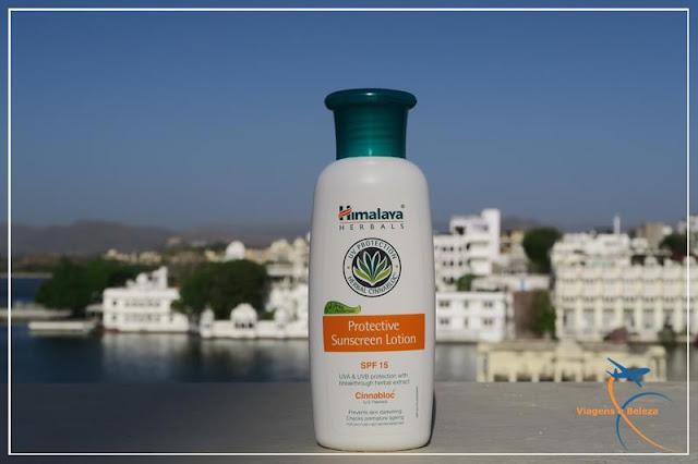 Protective Sunscreen Lotion Himalaya Protective Sunscreen Lotion  SPF 15