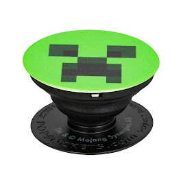 Minecraft PopSockets Creeper Gadget