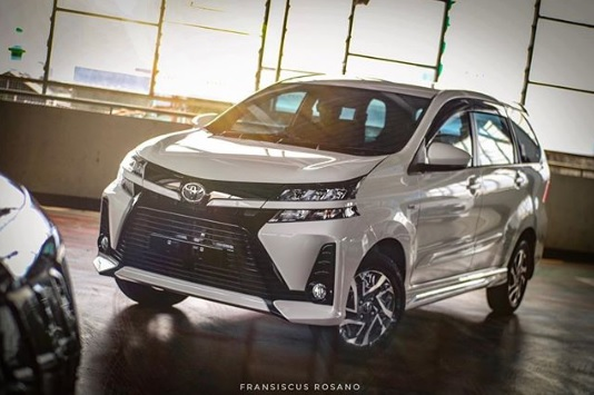 Toyota New Avanza 2019  Foto By Fransiscus Rosano