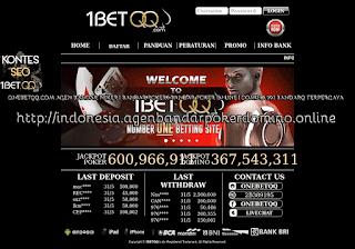 ONEBETQQ.COM AGEN BANDAR POKER  BANDAR POKER  BANDAR POKER ONLINE  DOMINO 99  BANDARQ TERPERCAYA http://indonesia.agenbandarpokerdomino.online