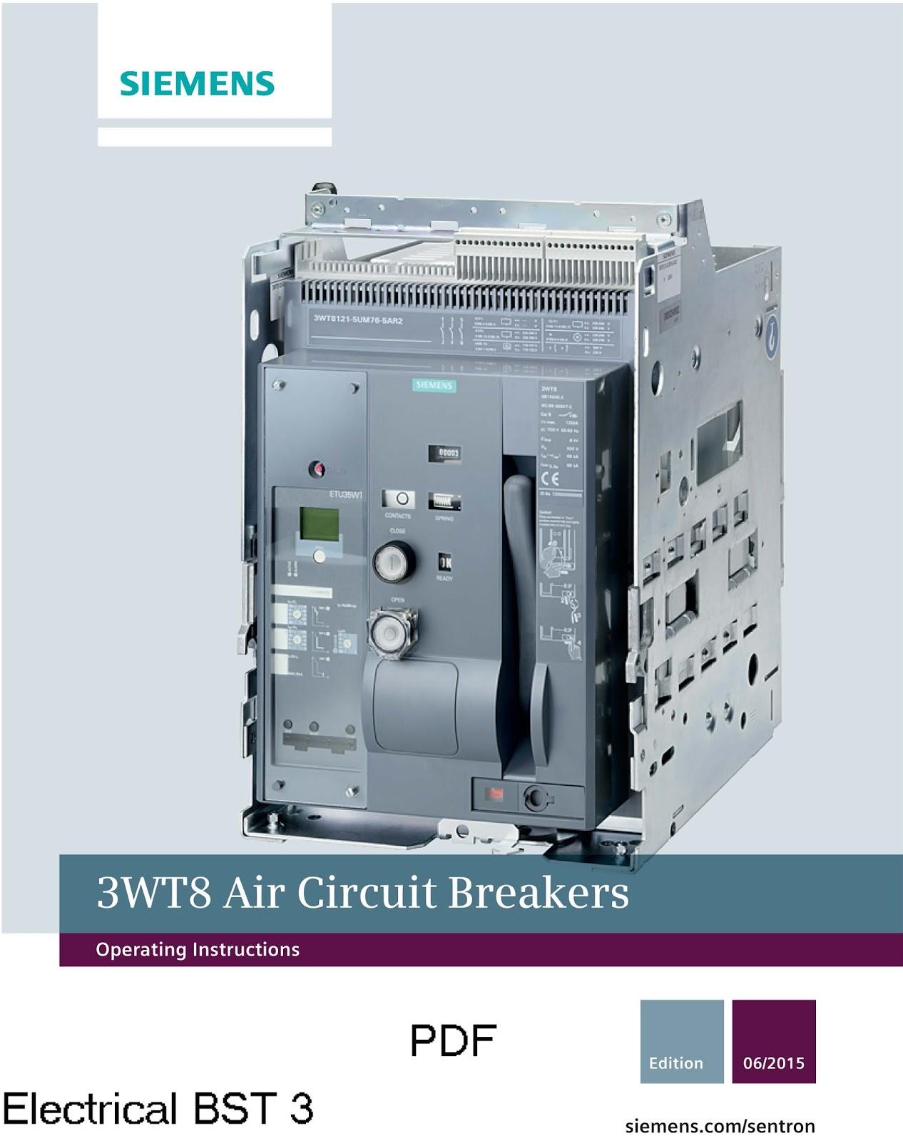 3WT8 Air Circuit Breakers Book Free