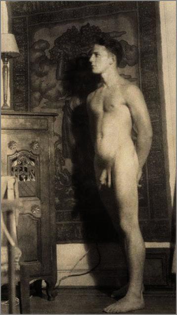 Hot Vintage Men Vintage Male Nudes-4840