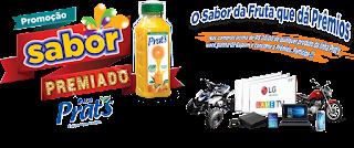 Promoção Suco Prats 2016