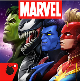 MARVEL Contest of Champions Apk v9.1.0 (Mod Damage)