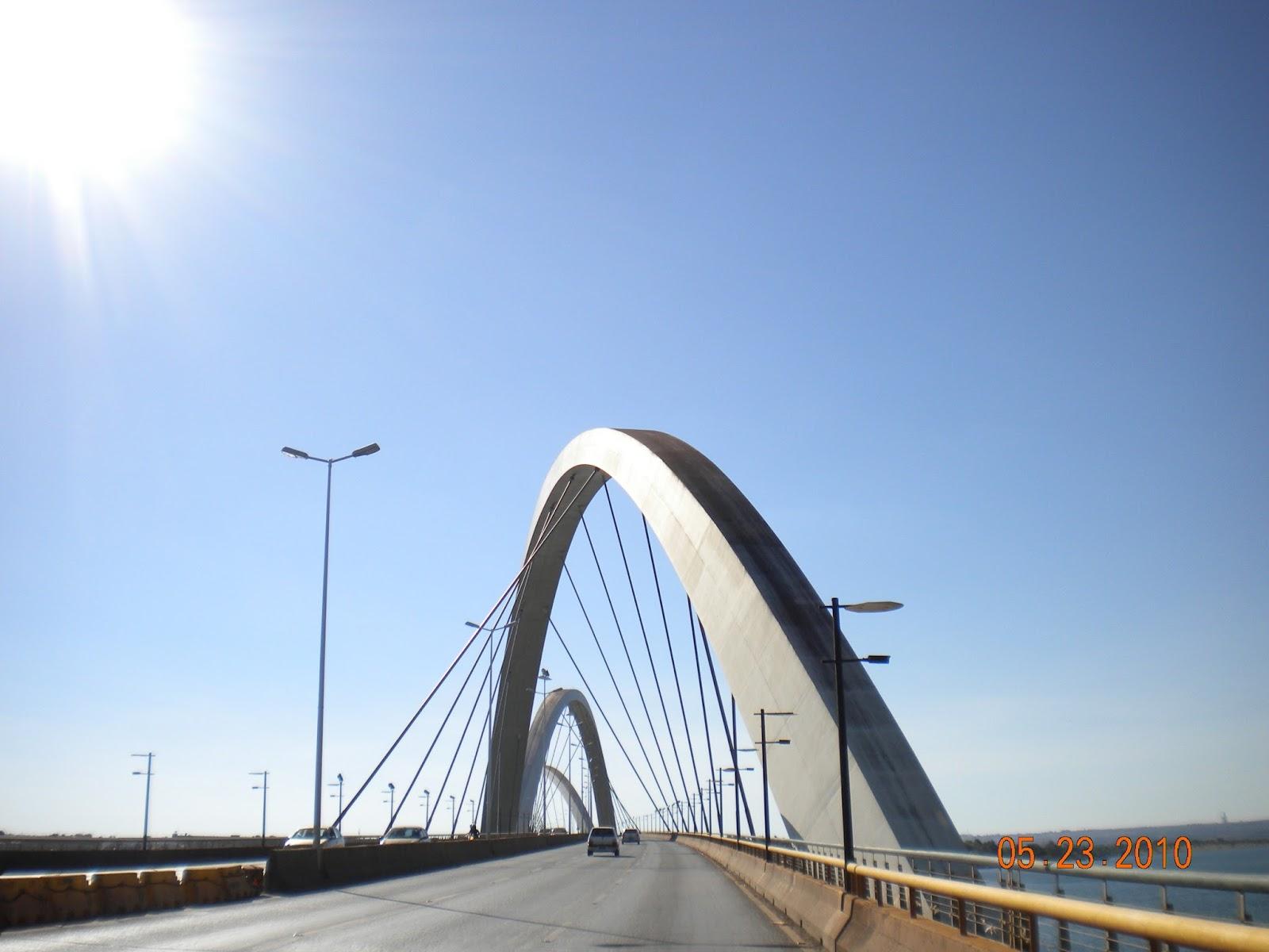 Ponte JK - 3ª ponte