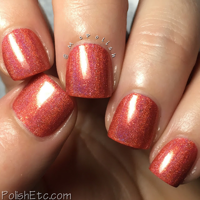 Lacquester - Is it Angel or Ange? - McPolish