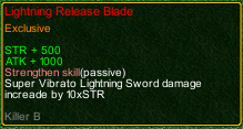 naruto castle defense 6.0 Lightning Release Blade