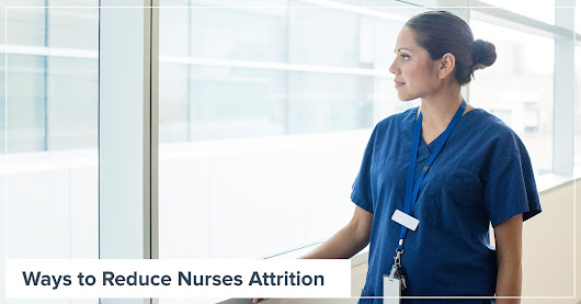 5 Ways of Reducing the Attrition Level of Nurses | FrontEnders Healthcare Services Pvt. Ltd