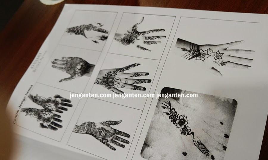 Henna Dan Mehndi Workshop Bersama Badar Henna Land Of Jenganten