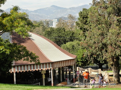 Griffith Park Merry-Go-Round in Los Angeles, California