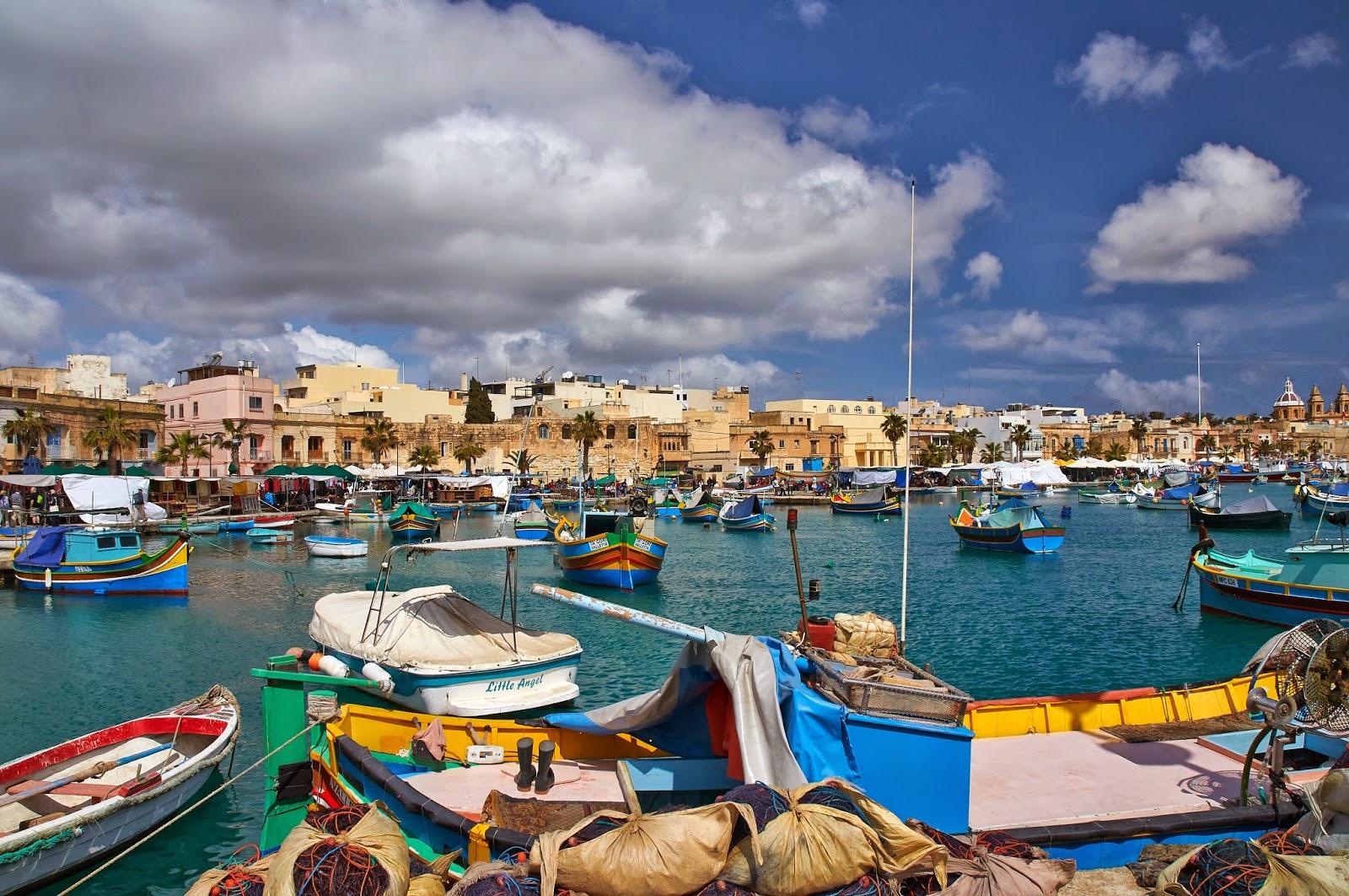 pogoda w kwietniu na Malcie