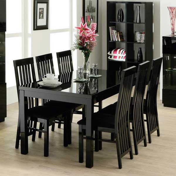 set meja makan minimalis mewah