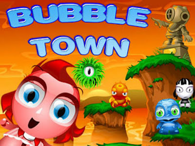 New Bubble Town Game
