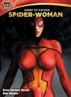 CAPA Marvel Knights Mulher Aranha Dublado Completo