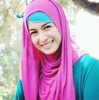 Model Hijab Artis Terbaru Jilbab Nina Zatulini Aida Di Sinetron Pangeran
