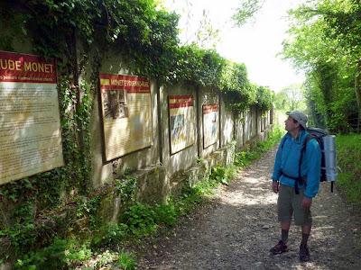 ゴルジュ・デ・ムーティエ Gorge des Moutiers GR21 トレッキング モネの説明