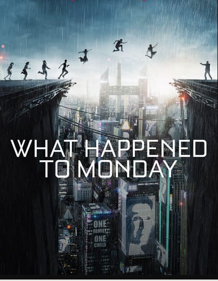 Download Film What Happened to Monday (2017) Subtitle Indonesia