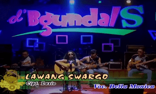 Lirik Lagu Lawang Swargo - Della Monica