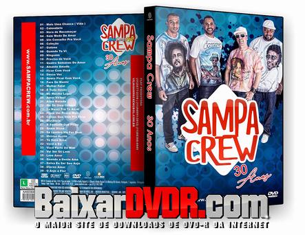 Sampa Crew 30 Anos (2017) DVD-R