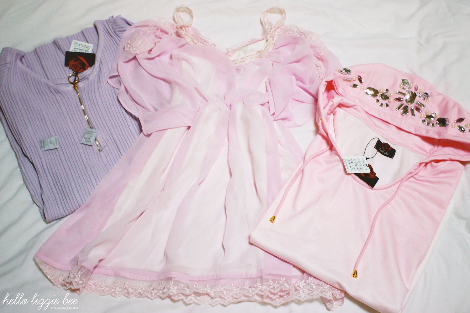 DaTuRa summer clothing, gyaru brand