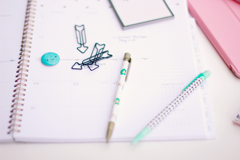 How to streamline your blog schedule: Five easy tips to stay organized and productive