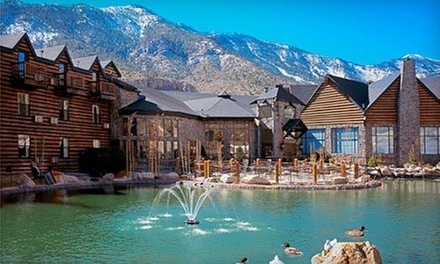 The Retreat on Charleston Peak Las Vegas