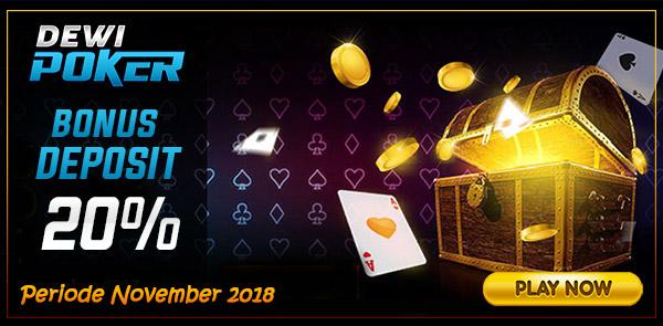 DEWIPOKER Agen Judi Online, Poker Online, DominoQQ, Bandar Ceme Online SCAM/PENIPU di Indonesia