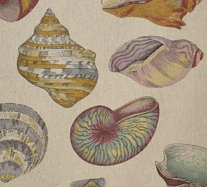 sea shell fabrics