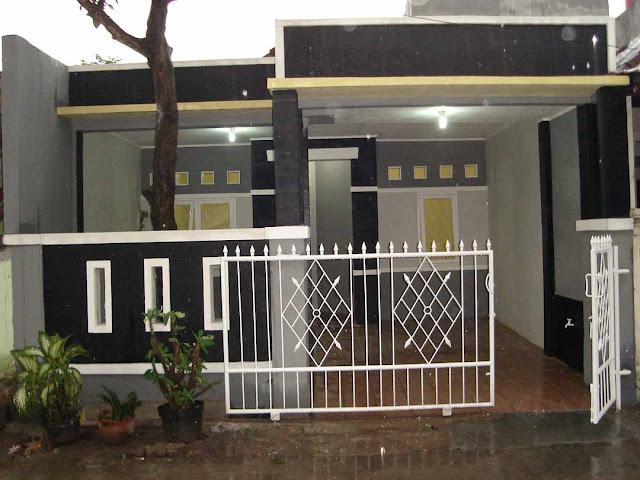 rumah minimalis sederhana atap asbes