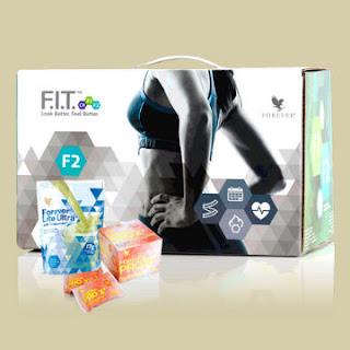 Програма за отслабване и фитнес Форевър Ф.И.Т. 2 - Ванилия и Канела /Forever FIT2  Vanilla-Cinnamon/