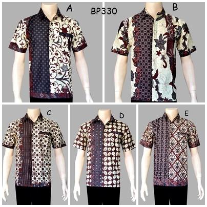 jual baju batik modern