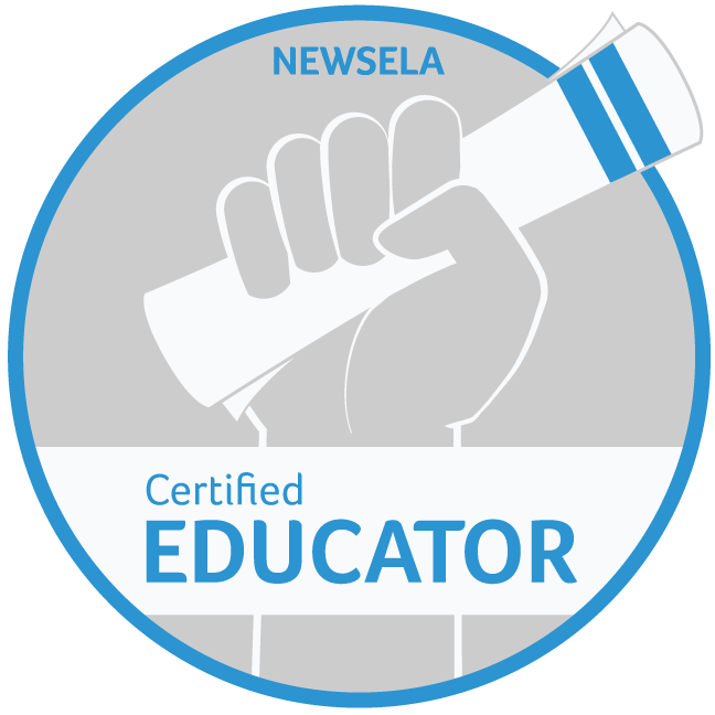 Newsela Certified Educator