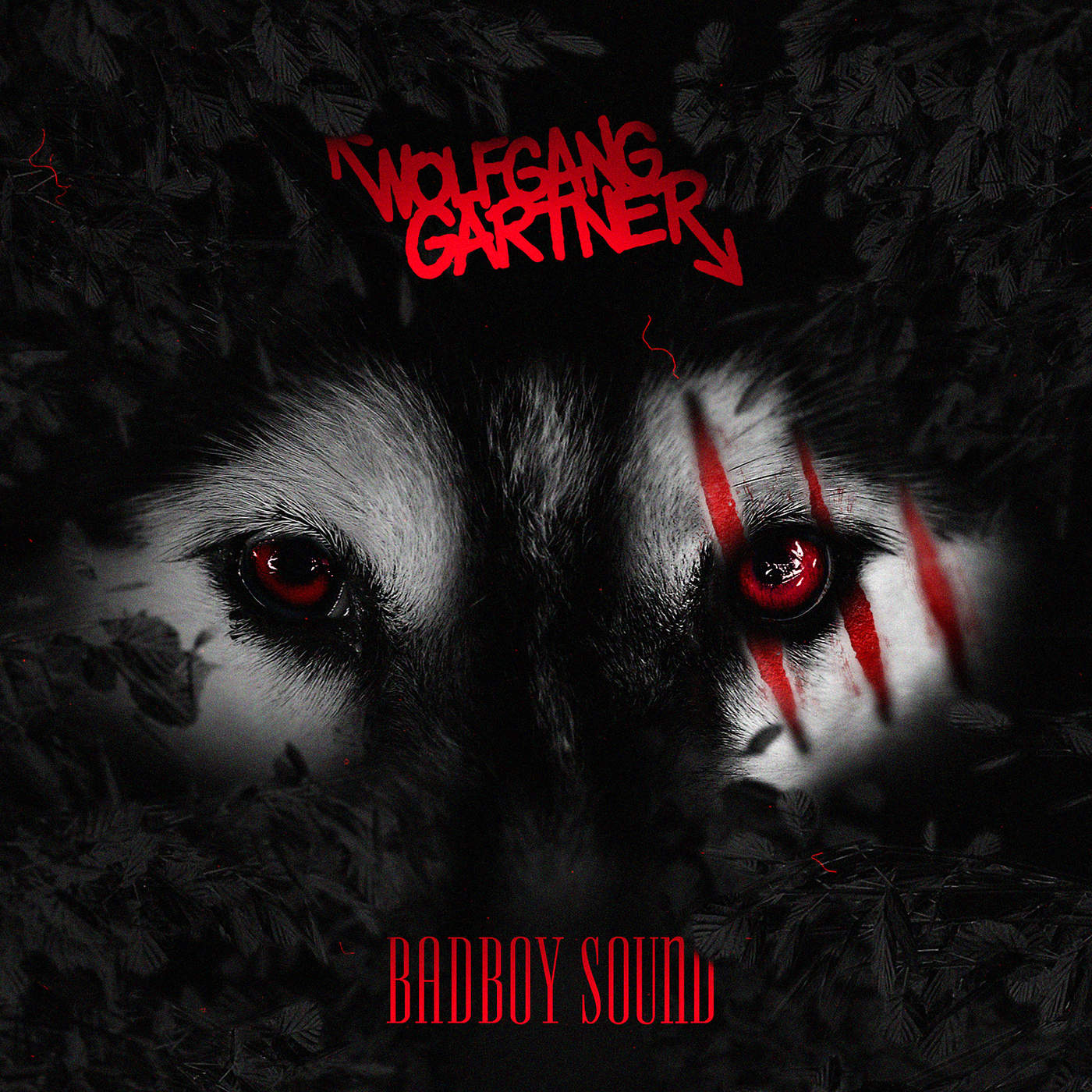 Wolfgang Gartner - Badboy Sound - Single Cover