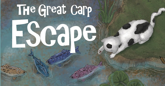 Great Carp Escape by Irish Beth Maddock Book Review