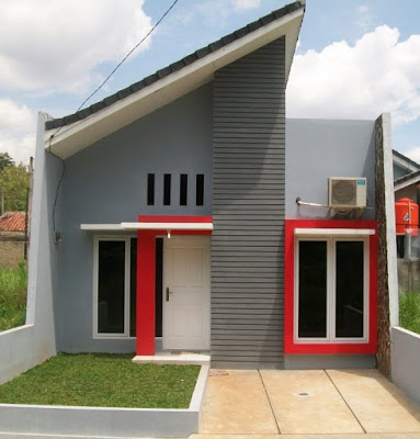 desain rumah dengan biaya murah terbaru