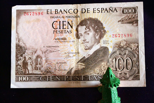 BILLETE DE BECQUER