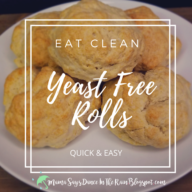 Yeast Free Roll Recipe - Quick & Easy