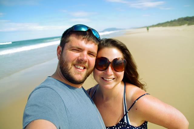 the Aussie flashpackers