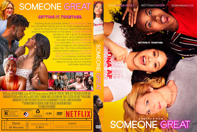 Someone Great DVD Cover