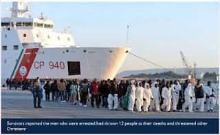 10.000 migrants sont arrivés en Europe