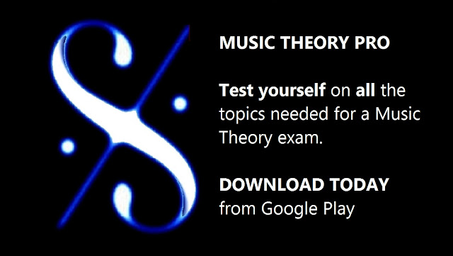 Test yourself on all the topics needed for a music theory exam.