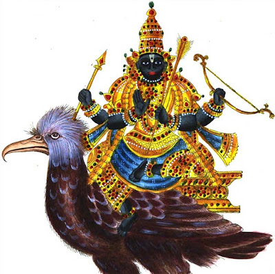 Shani Dev Pics Hd
