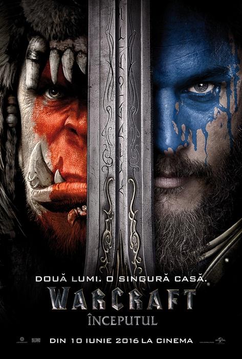 Warcraft (Film 3D 2016) Warcraft. Începutul
